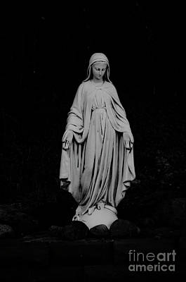 Photograph - Hail Mary by Debby Pueschel