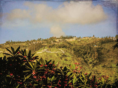 Photograph - Haiti Hills by Paulette B Wright
