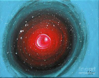 Painting - HAL by Stefanie Forck