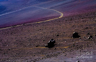 Photograph - Haleakala 2 by M G Whittingham