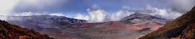Haleakala Crater Maui Original by Dustin K Ryan