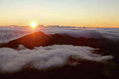 Photograph - Haleakala by Lucian Capellaro