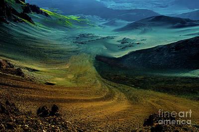 Photograph - Haleakala by M G Whittingham