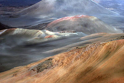 Photograph - Haleakala, Maui II by Kenneth Campbell