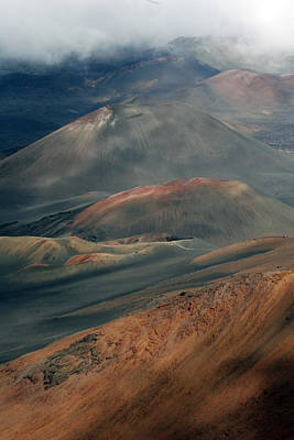 Photograph - Haleakala, Maui IIi by Kenneth Campbell