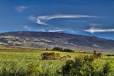 Photograph - Haleakala Maui by Waterdancer