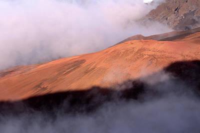 Photograph - Haleakala by Robin Street-Morris