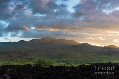 Photograph - Haleakala Sunrise - Maui by Sandra Bronstein