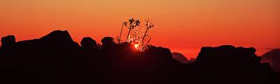 Photograph - Haleakala Sunset by Jerry Kalman