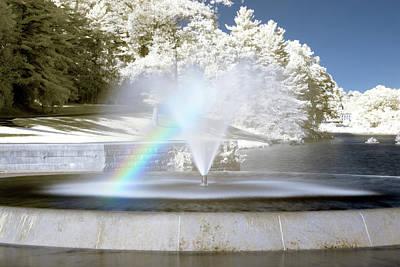 Photograph - Halespectrum Rainbow by Brian Hale