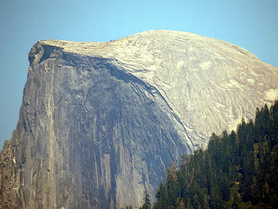 Photograph - Half Dome 3 by Eric Forster