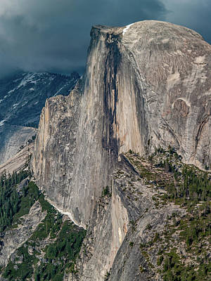 Photograph - Half Dome by Bill Gallagher