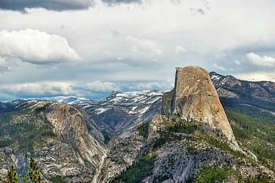 Photograph - Half Dome by David Arment
