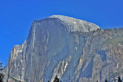 Photograph - Half Dome by Duncan Pearson