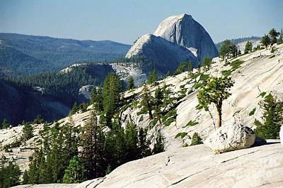 Photograph - Half Dome by Frank Townsley