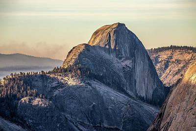 Photograph - Half Dome IIi by Davorin Mance