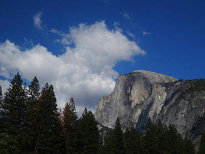 Photograph - Half Dome by Jacqueline  DiAnne Wasson