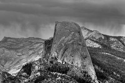 Photograph - Half Dome by Judith Szantyr