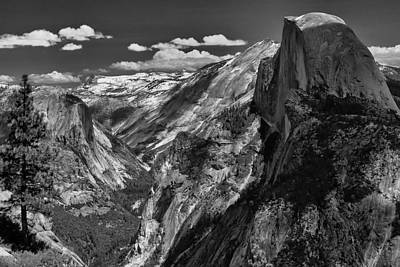 Photograph - Half Dome by Michael Gordon