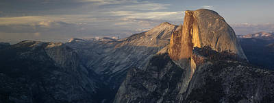 Photograph - Half Dome Yosemite by Joe  Palermo