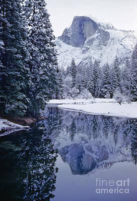 Half Dome Yosemite National Park California Art Print