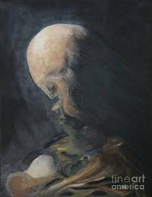 Half Face Original by Simonne Mina