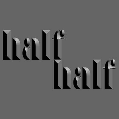 Photograph - Half Half by Bill Owen