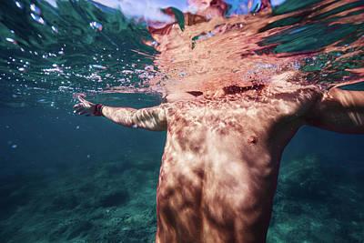 Photograph - Half Man II by Gemma Silvestre