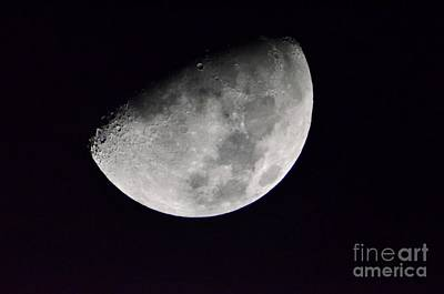 Photograph - Half Moon Number Three by Christopher Shellhammer