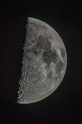 Photograph - Half Moon by Paul Freidlund