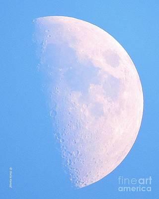 Photograph - Half Moon by Shelia Kempf