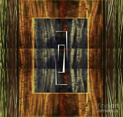 Digital Art - Half Sleep Doorway  by Fei Alexander