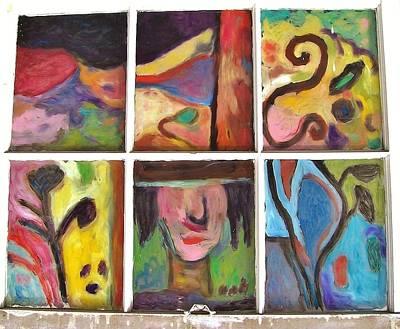 Painting - Halibro by Mykul Anjelo