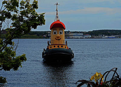Photograph - Halifax 16 by Ron Kandt