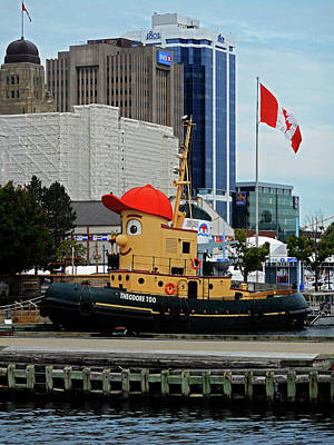 Photograph - Halifax 8 by Ron Kandt