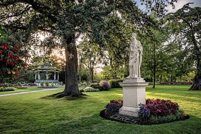 Photograph - Halifax Public Gardens by Trevor Kennedy