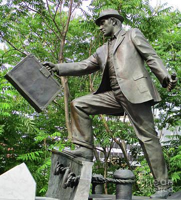 Photograph - Halifax Sculpture 3 by Randall Weidner