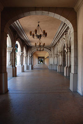 Photograph - Hall by Mark Wiley