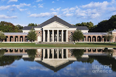 Banquet Photograph - Hall Of Springs by John Greim
