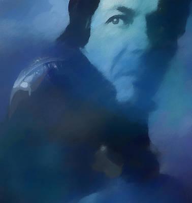 Painting - Hallelujah by Dan Sproul