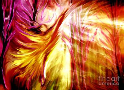 Painting - Hallelujah by Pam  Herrick