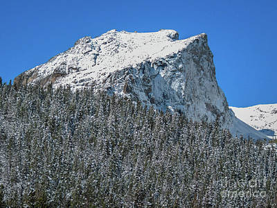 Photograph - Hallett Peak by Lynn Sprowl