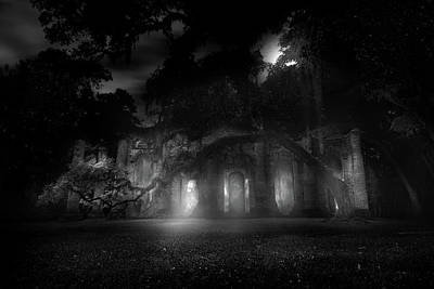 Photograph - Hallowed by Mark Andrew Thomas