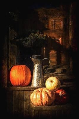 Digital Art - Halloween by Celso Bressan