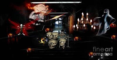 Halloween Dance Original by LDS Dya