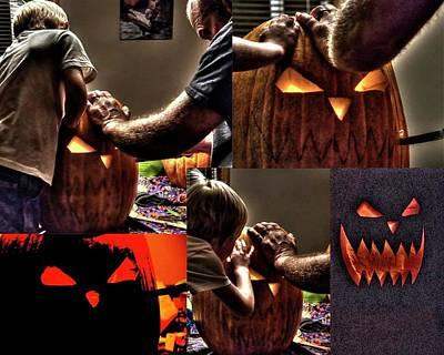 Jerry Sodorff Digital Art - Halloween by Jerry Sodorff