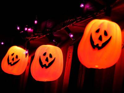Photograph - Halloween Season II by Kyle West