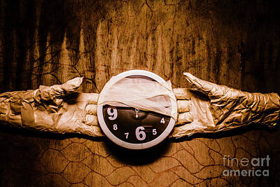 Egyptian Mummy Photograph - Halloween Time by Jorgo Photography - Wall Art Gallery