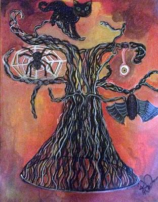 Halloween Tree Original