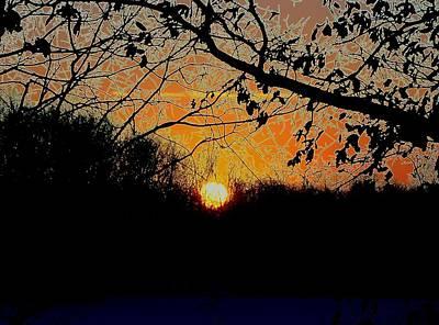 Photograph - Hallows Eve by J R Seymour
